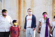 Anti pollution masks