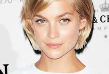 Short haircuts for heart shaped face