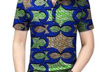 African Traditional Clothing, Kitenge, Dashiki