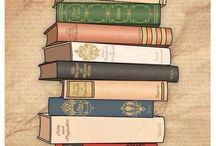 books books and more books / by Alex Mitchell