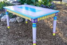 Painted Furniture DIY and crafts