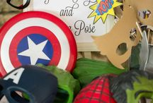 Marvel-ous Birthday Party