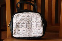 Bags and Purses / Featuring my Artwork or Designs