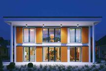 Fertigteilhäuser VARIO-HAUS New Design / Ihr VARIO-Fertighaus mit Fixpreisgarantie