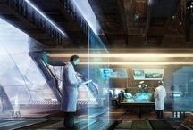 Sci-fi Display Inspiration