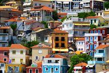 Holidays in Parga, Epirus Greece