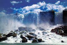 ★ Waterfalls, Rivers, Streams and Lakes ★