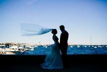 Boston Harbor Hotel Weddings / Wedding details at the famous Boston Harbor Hotel on the waterfront of Boston, Massachusetts