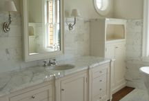 Pasadena 1930's Master bathroom / This is a remodel that stays true to it's 1930's roots.
