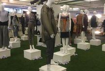 Graduate Fashion Week Stand