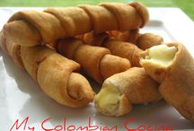 My colombian cocina / Ricette colombiane