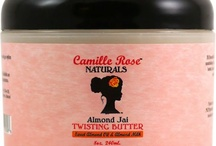 Almond Jai Twisting Butter / HYDRATE * SOFTEN * STRENGTHEN  ALL NATURAL TWISTING LOVE!