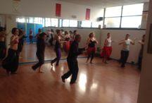 Danza del respiro e profumo della rosa marzo 2014 / Alcune immagini dei workshop con Yumma Mudra e Michel Raji del weekend 8-9 marzo 2014
