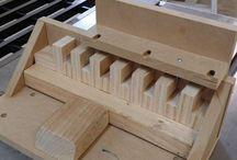 Box Joint Single Blade