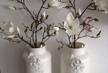 kvetiny ve váze