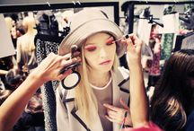 2015 Makeup Trends / What all the cool girls will be wearing.