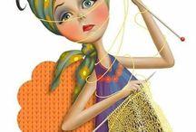 knitting / idea maglia