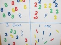 Math Activity for 4 and 5 year olds