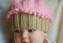 Baby knitting/ crochet / by Lora Robles