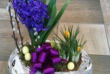 Húsvét / A képeken az általam készített termékek láthatóak.