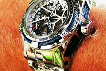 Watches and straps