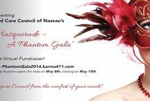 Masquerade - A Phantom Gala / 2014 Virtual Spring Gala