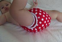 cloth diaper / home made cloth diaper for my child.