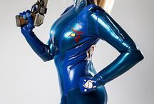 Latex Cosplay / Cosplay outfits made from latex.