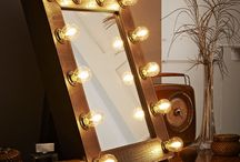 Light up my Life / You'll find some fantastic lights and lighting ideas from ReflectionsOMe.co.uk, specialising in #HollywoodMirros