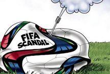 "Sepp Blatter dan Lelucon dari Dunia Maya / Terpilih kembali jadi presiden FIFA, Blatter justru mendapat cibiran. Pangeran Ali bin Al-Hussain pesaing Blatter memilih mengundurkan diri dari pencalonan pada pemutaran kedua pemungutan suara. Terpilihnya Blatter membuat nitizen beraksi. Cek meme-meme ""bertemakan"" Sepp Blatter di http://goo.gl/VB5nXs"
