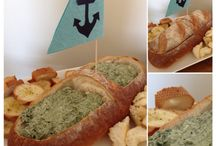 Nautical Party Food / by daniella scanlan
