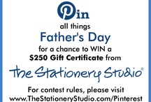 The Stationery Studio Father's Day Contest / by J.C. Joiner