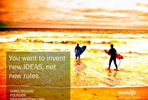 Inspiring Quotes / by HubSpot