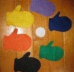 Mitten ideas for preschool / by Andrea Kelley