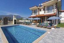 Schöne Villa in der Dalyan