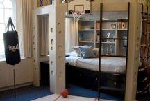 Boys bedroom / Inspiration for remodeling