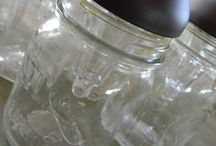 Mason jars glour / by Tiffany Risch