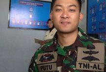 Foto TNI AL Ganteng