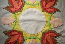 Quilts in Arbeit - Work in progress - by Allysonn