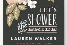 - beau papier (wedding shower) -