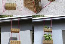 Outdoor places @ HOME / Schöne Ideen für Balkon, Garten und Co...