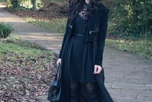 Dark Witchy Outfits / Closet .