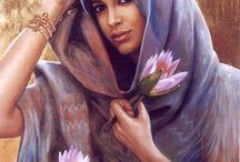 Farid Fadel Hanna Murkus  festmények
