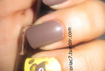 NAILS & ART & DESIGN  / by Ronny JoMarie DaCosta