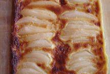 Douceurs sucrées.......... / Gâteaux, tartes sucrées, verrines, desserts