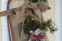 Christmas craft/decoration