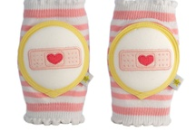 Crawlings Knee Pads / Crawlings Knee Pads protect the knee caps of your precious little ones, from the moment they start crawling till their playtime at the playground!  Even Victoria Beckham has gotten a pair for her daughter, Harper Seven! / by Just For You Kids
