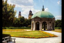 Munich <3 / Roaming around the city and its lovely surrounding places, always looking for nice shots.