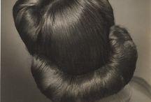 fryzury lat 40