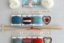 Knitting Kits / by Hand Knitted Things